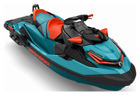 2019 Sea-Doo WAKE Pro 230 iBR + Sound System in Muskegon, Michigan