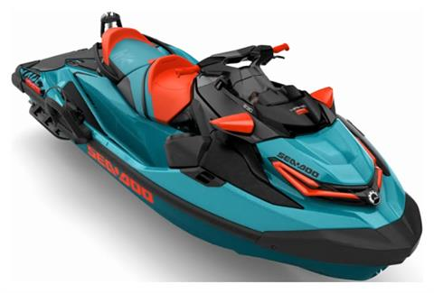 2019 Sea-Doo WAKE Pro 230 iBR + Sound System in Lancaster, New Hampshire