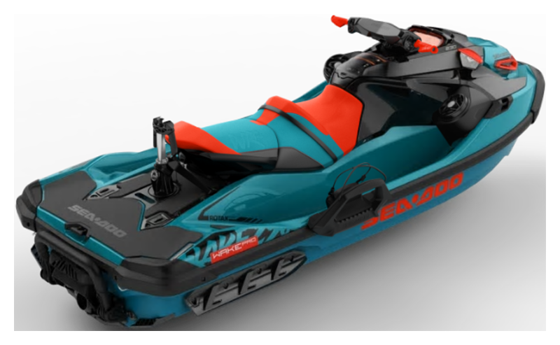 2019 Sea-Doo WAKE Pro 230 iBR + Sound System in Cartersville, Georgia