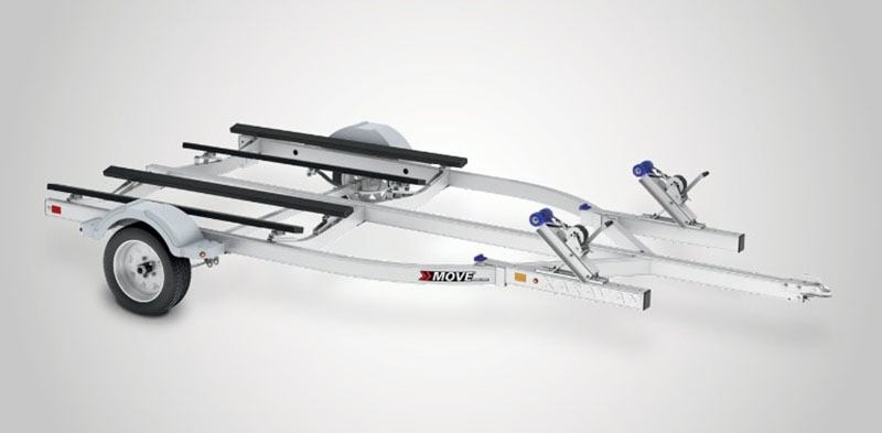 2020 Sea-Doo Aluminum Move II Trailer in Derby, Vermont