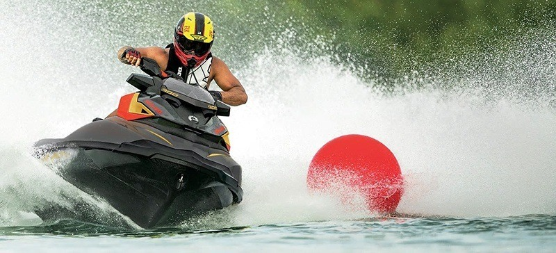 2020 Sea-Doo RXP-X 300 iBR in Clinton Township, Michigan - Photo 3