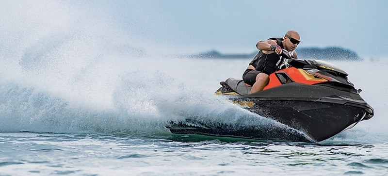 2020 Sea-Doo RXP-X 300 iBR in San Jose, California - Photo 4