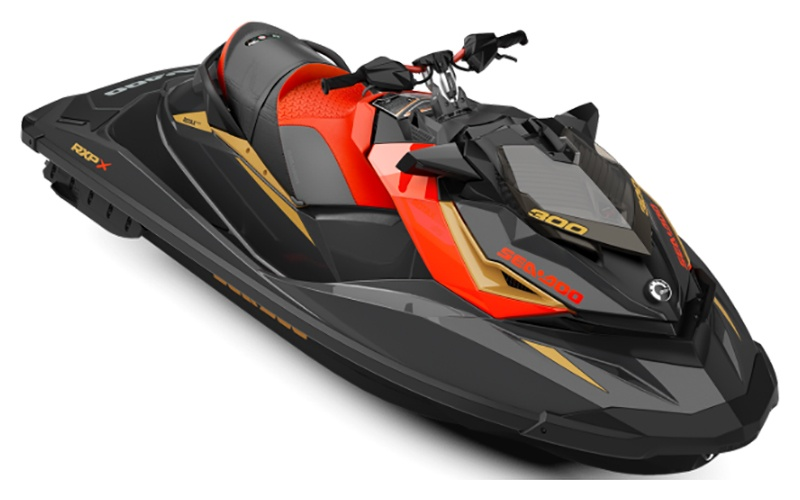 2020 Sea-Doo RXP-X 300 iBR in Great Falls, Montana - Photo 1