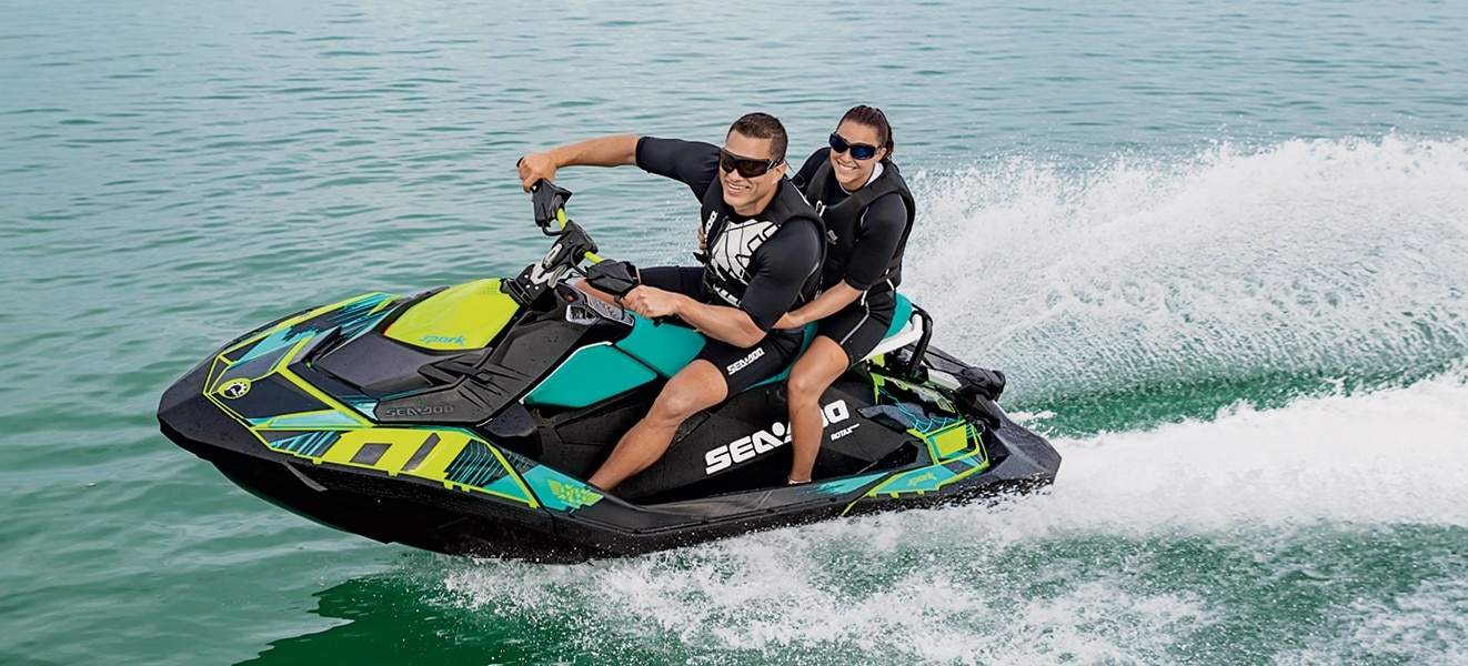 2019 Sea-Doo Spark 2up 900 H.O. ACE in Clinton Township, Michigan - Photo 3