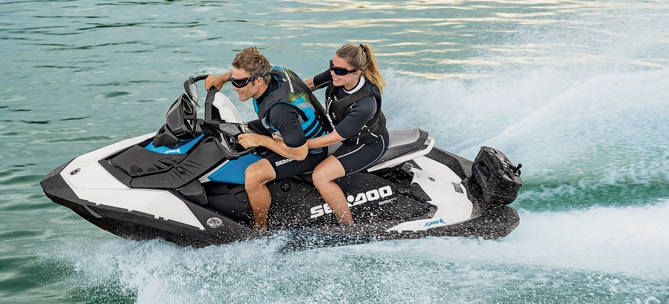 2019 Sea-Doo Spark 2up 900 H.O. ACE in Island Park, Idaho
