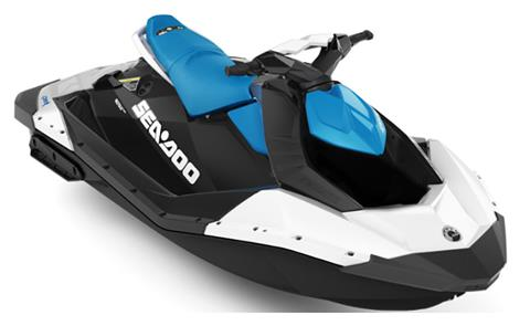 2020 Sea-Doo Spark 2up 60 hp in Woodruff, Wisconsin