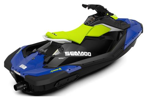 2020 Sea-Doo Spark 2up 60 hp in Cartersville, Georgia - Photo 2