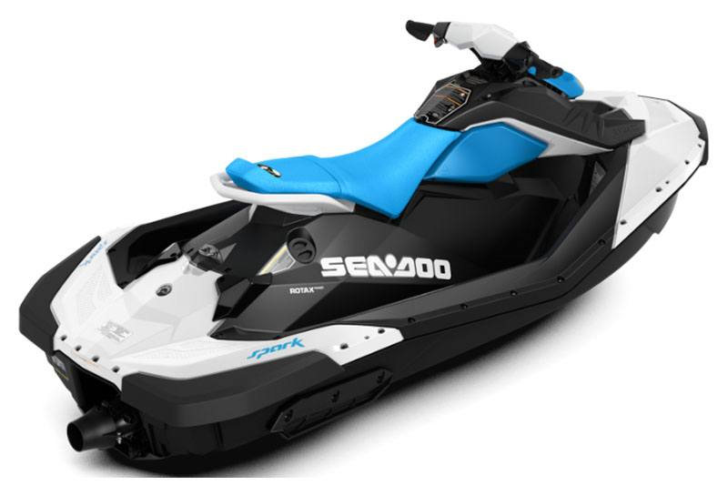 2020 Sea-Doo Spark 2up 60 hp in Wilmington, Illinois - Photo 2
