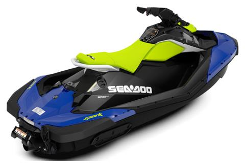 2020 Sea-Doo Spark 2up 90 hp iBR + Convenience Package in Brenham, Texas - Photo 2
