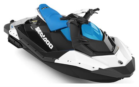 2020 Sea-Doo Spark 2up 90 hp iBR + Convenience Package in Danbury, Connecticut