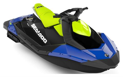 2020 Sea-Doo Spark 2up 90 hp in Hillman, Michigan