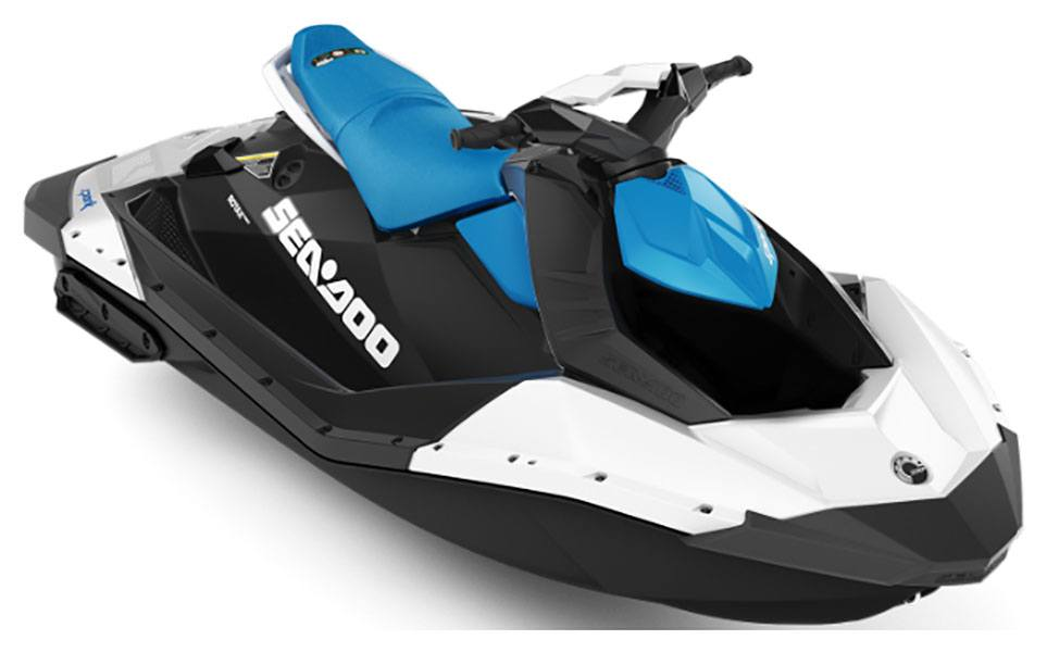 2020 Sea-Doo Spark 2up 90 hp in Albemarle, North Carolina - Photo 1