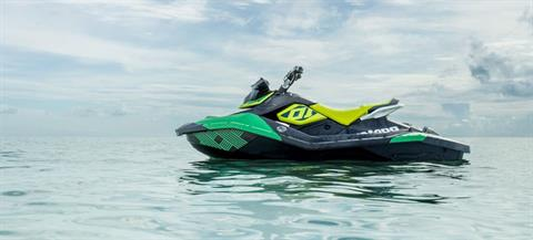 2019 Sea-Doo Spark Trixx 3up iBR in Wilmington, Illinois