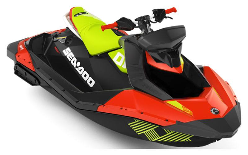 2020 Sea-Doo Spark Trixx 2up iBR + Sound System in Clinton Township, Michigan - Photo 1