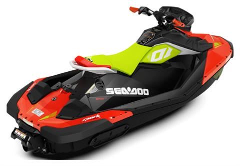 2020 Sea-Doo Spark Trixx 2up iBR + Sound System in Clinton Township, Michigan - Photo 2