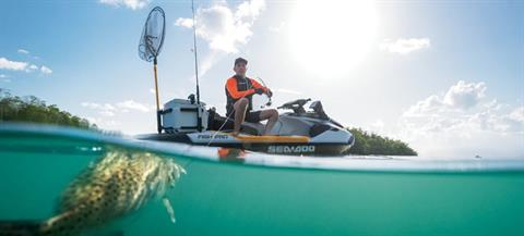 2019 Sea-Doo Fish Pro iBR + Sound System in Waco, Texas
