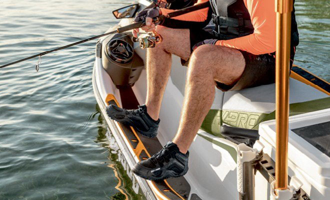 2019 Sea-Doo Fish Pro iBR + Sound System in Billings, Montana - Photo 12