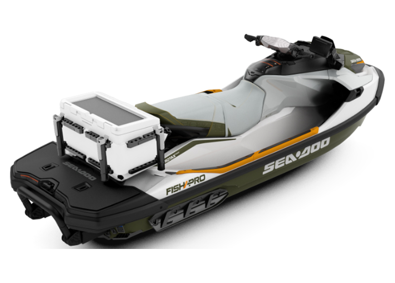 2020 Sea-Doo Fish Pro iBR in Wilmington, Illinois - Photo 2