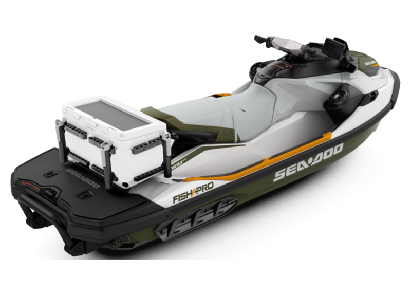 2020 Sea-Doo Fish Pro iBR + Sound System in Island Park, Idaho - Photo 2
