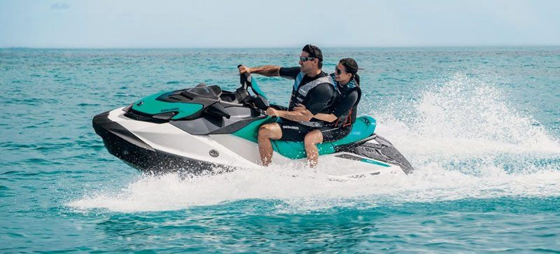 2020 Sea-Doo GTI 130 iBR in Edgerton, Wisconsin - Photo 5