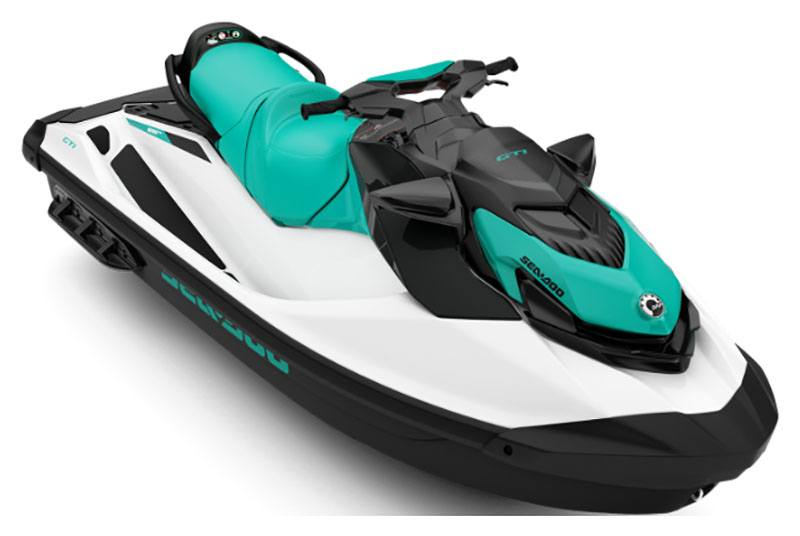 2020 Sea-Doo GTI 130 iBR in Wilmington, Illinois - Photo 1