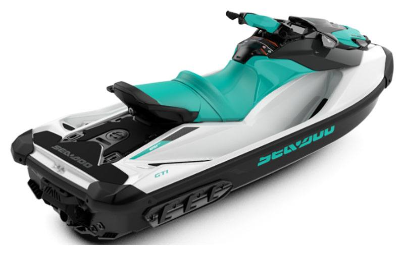 2020 Sea-Doo GTI 130 iBR in Wilmington, Illinois - Photo 2