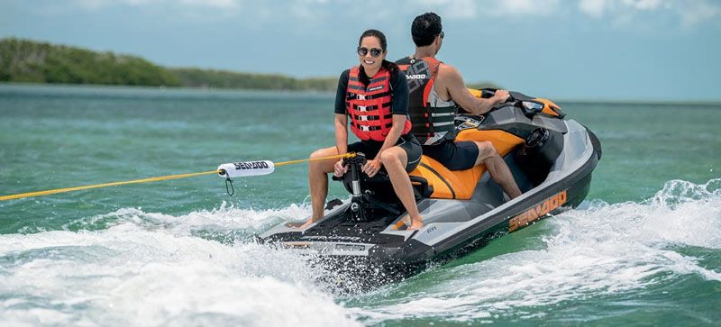 2020 Sea-Doo GTI SE 130 iBR + Sound System in Presque Isle, Maine - Photo 4