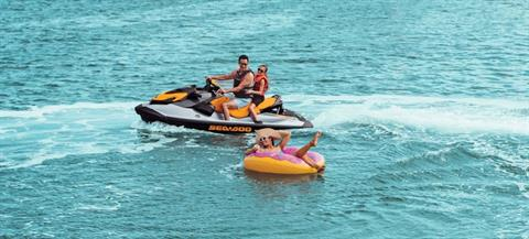 2020 Sea-Doo GTI SE 130 iBR + Sound System in Clinton Township, Michigan - Photo 5