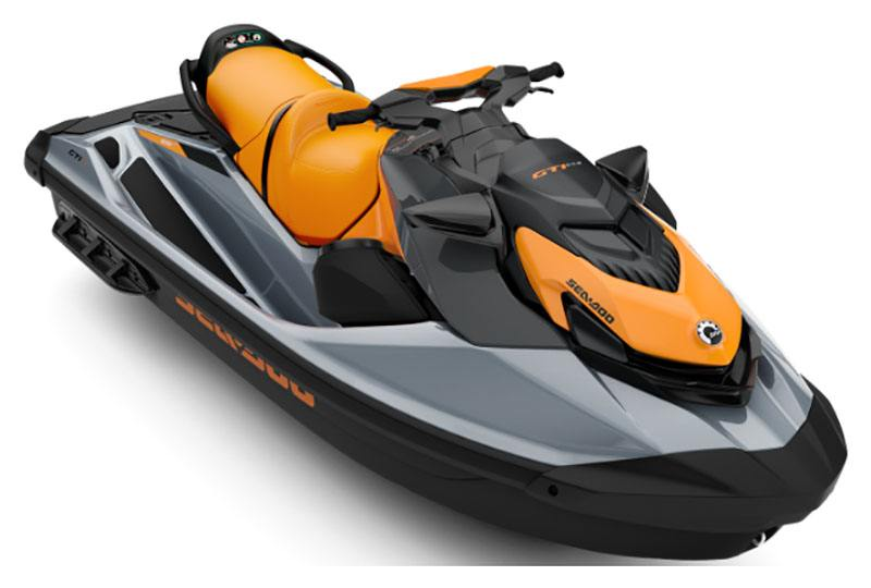 2020 Sea-Doo GTI SE 130 iBR + Sound System in Lancaster, New Hampshire - Photo 1