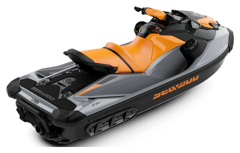 2020 Sea-Doo GTI SE 130 iBR + Sound System in Clinton Township, Michigan - Photo 2