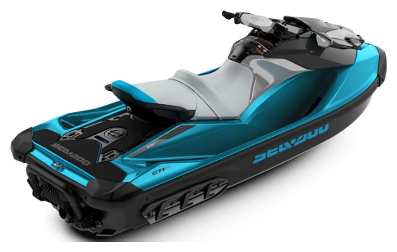 2020 Sea-Doo GTI SE 170 iBR in Clinton Township, Michigan - Photo 2