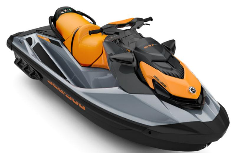 2020 Sea-Doo GTI SE 170 iBR in San Jose, California - Photo 1