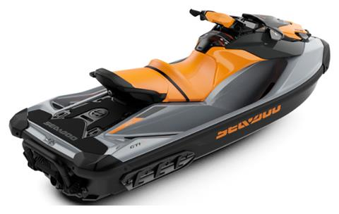 2020 Sea-Doo GTI SE 170 iBR in Saucier, Mississippi - Photo 2