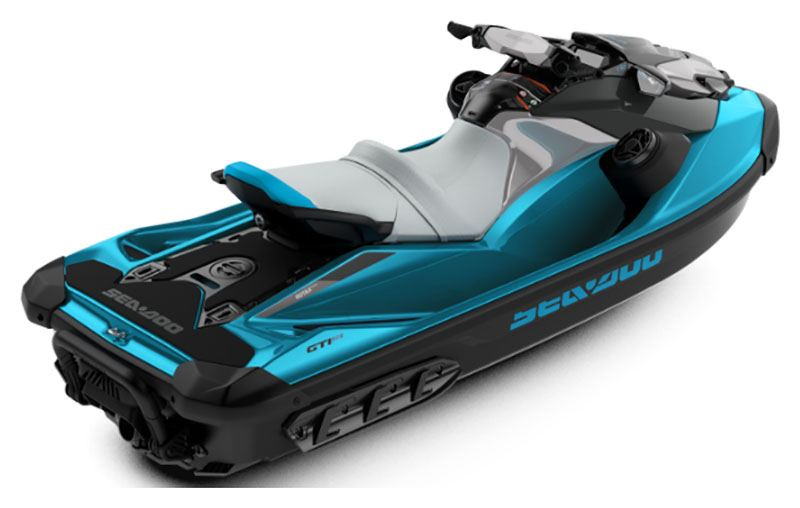 2020 Sea-Doo GTI SE 170 iBR + Sound System in Edgerton, Wisconsin - Photo 2