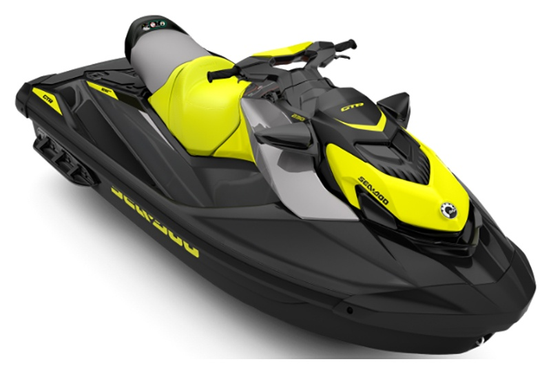 2020 Sea-Doo GTR 230 iBR in Clinton Township, Michigan - Photo 1