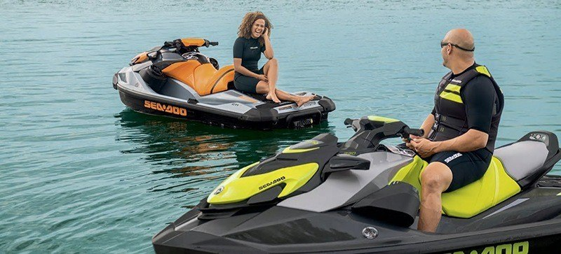 2020 Sea-Doo GTR 230 iBR + Sound System in Springfield, Ohio - Photo 3