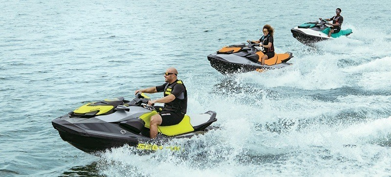 2020 Sea-Doo GTR 230 iBR + Sound System in Wilmington, Illinois - Photo 4