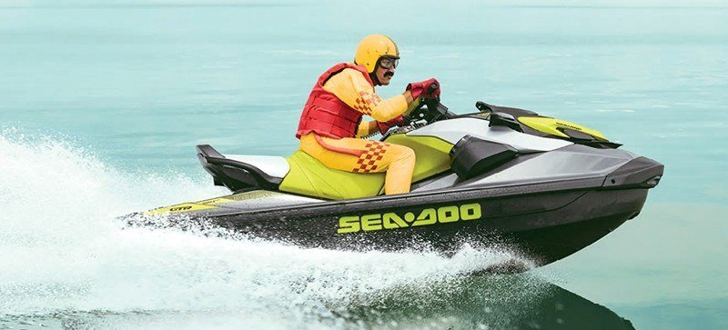 2020 Sea-Doo GTR 230 iBR + Sound System in Springfield, Ohio - Photo 5