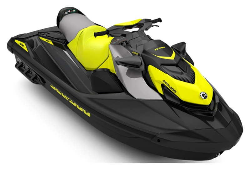 2020 Sea-Doo GTR 230 iBR + Sound System in Clinton Township, Michigan - Photo 1