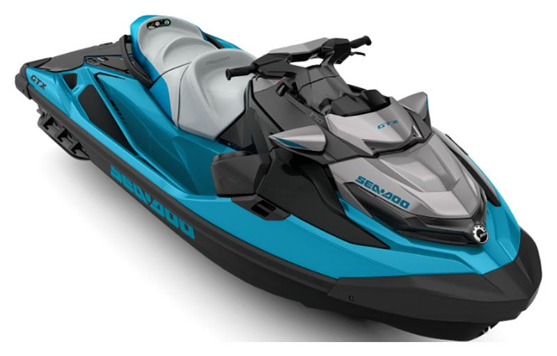 2020 Sea-Doo GTX 170 iBR + Sound System in Enfield, Connecticut - Photo 1