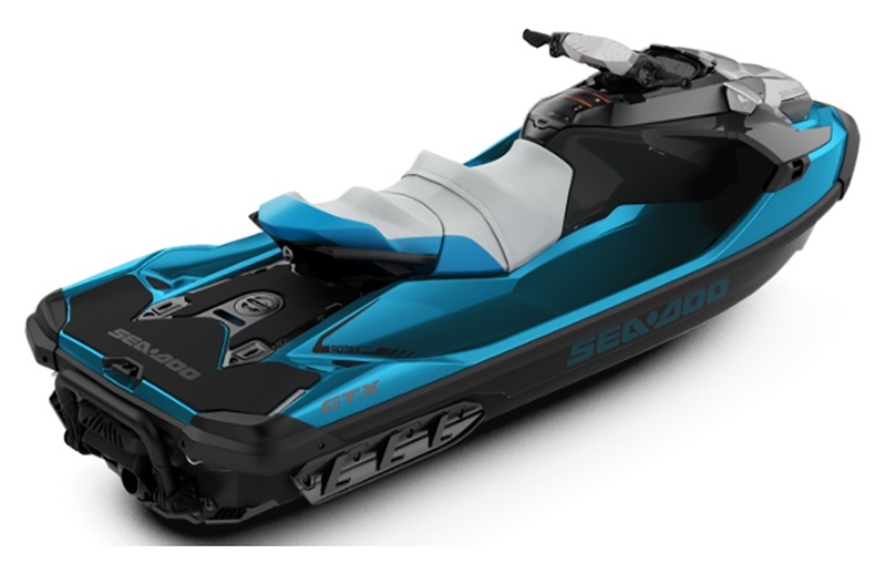 2020 Sea-Doo GTX 170 iBR + Sound System in Lagrange, Georgia - Photo 2