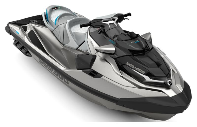 2020 Sea-Doo GTX Limited 230 + Sound System in Clinton Township, Michigan - Photo 1