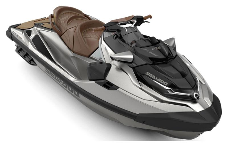2019 Sea-Doo GTX Limited 300 + Sound System in San Jose, California