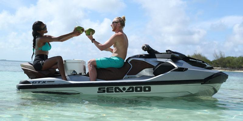 2019 Sea-Doo GTX Limited 300 + Sound System in Keokuk, Iowa - Photo 6