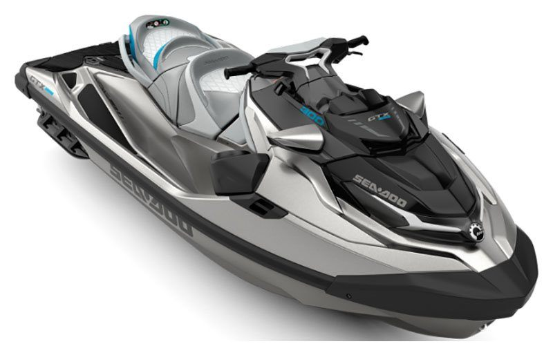 2020 Sea-Doo GTX Limited 300 + Sound System in Sully, Iowa - Photo 1