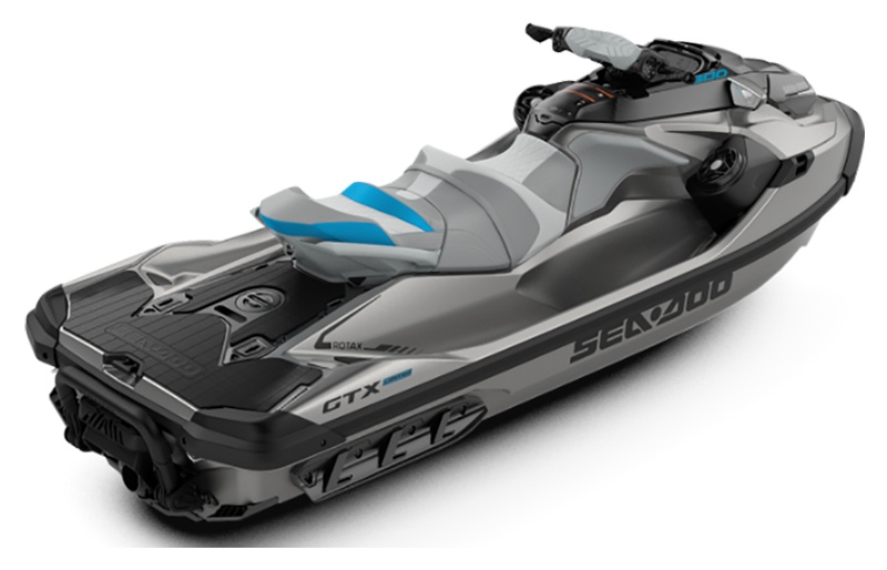 2020 Sea-Doo GTX Limited 300 + Sound System in Kenner, Louisiana - Photo 2
