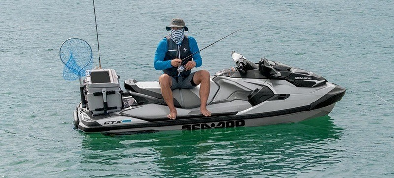 2020 Sea-Doo GTX Limited 300 + Sound System in Castaic, California - Photo 5