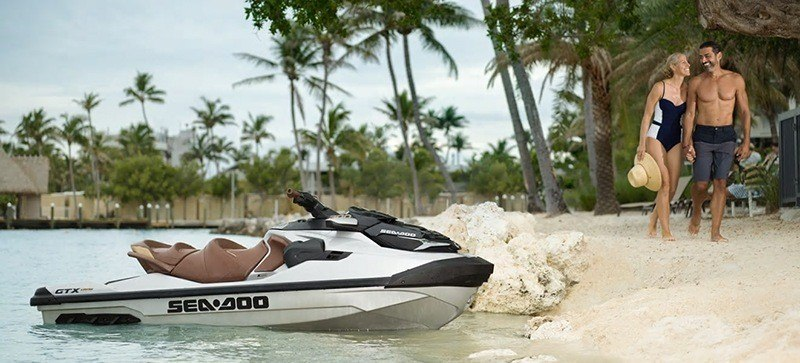 2020 Sea-Doo GTX Limited 300 + Sound System in Huron, Ohio - Photo 7