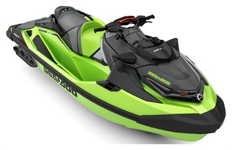 2020 Sea-Doo RXT-X 300 iBR in Woodruff, Wisconsin