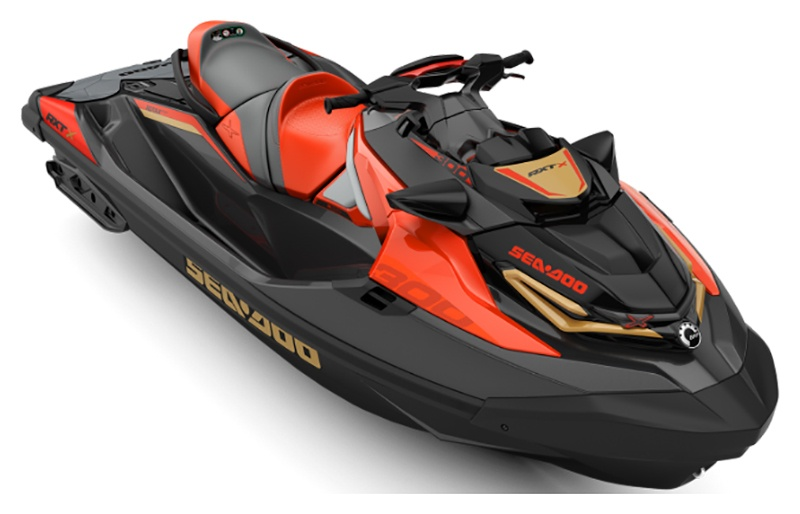 2020 Sea-Doo RXT-X 300 iBR in Wilmington, Illinois - Photo 1